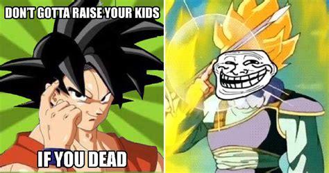 Dragonball Meme - hilarious dragon ball z meme only true fans will understand
