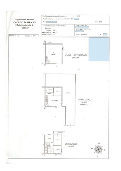 accatastamento tettoia planimetria catastale archdesignonline