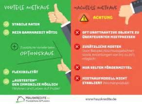 Mietkauf Eines Hauses : mietkauf einer wohnimmobilie vorteile und risiken ~ Lizthompson.info Haus und Dekorationen