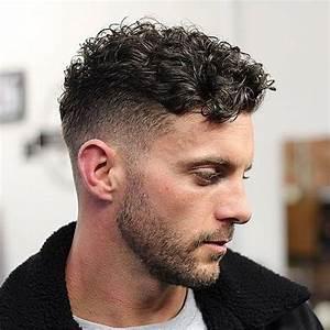 Lockige Haare Männer : cool men 39 s hairstyles 2018 cortes de pelo pinterest haare locken lockige haare y ~ Frokenaadalensverden.com Haus und Dekorationen