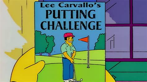 play lee carvallos putting challenge  real