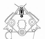 Water Pump Template Coloring Sketch sketch template