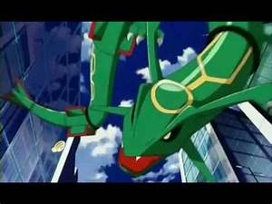 Deoxys v.s Rayquaza it's my life - YouTube