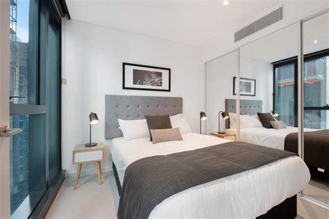 bedroom apartment accommodation brisbane skytower