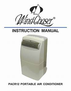 Windchaser Products Pacr12 Air Conditioner User Manual