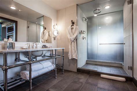 hotels tackle unique bathroom