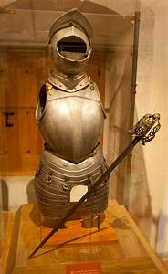 Conquistador armor and sword. Spanish Mexico, 16th century ...