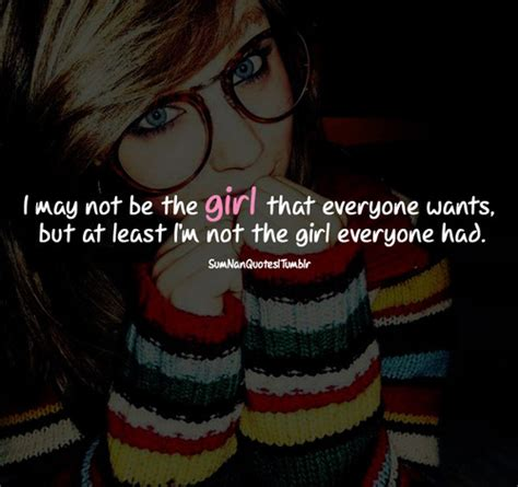 Attitude Girl Quotes