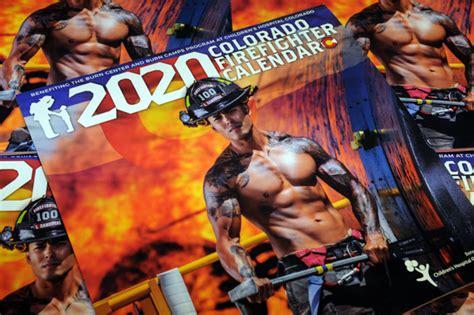colorado firefighter calendar debut party fire