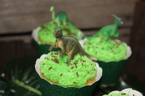 karas party ideas  rex dinosaur party ideas decor