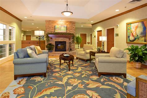 Home Design Ideas For Seniors by Senior Living Hospice Homes Hayden Design