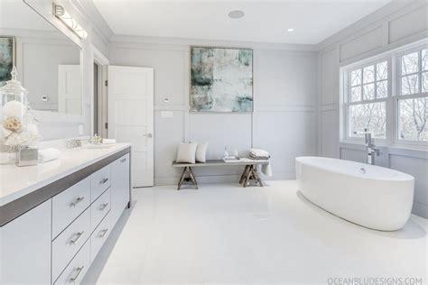 modern coastal house bathroom designs