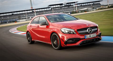 Mercedes Amg 4matic by 2016 Mercedes Amg A45 4matic Review Gtspirit