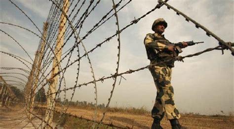 india   deploy  smart laser fence   border