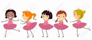Dancer clipart cartoon - Pencil and in color dancer ...
