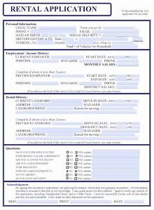 free printable rental application form health symptoms With online rental application template