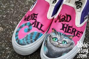 cheshire cat vans cheshire cat shoes flickr photo