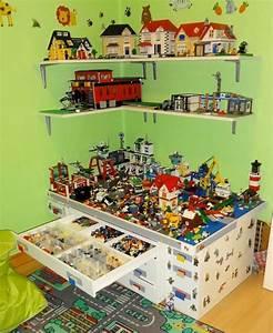 Lego Aufbewahrung Ideen : lego schrank lego tisch buen ~ Orissabook.com Haus und Dekorationen