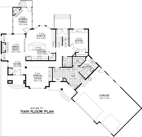 2 floor plans house plans open floor two