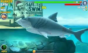 stärke und schwäche hungry shark haie vom riffhai zum megalodon
