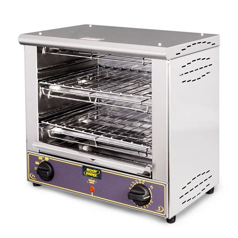 toaster oven commercial equipex bar 200 1 countertop commercial toaster oven 120v