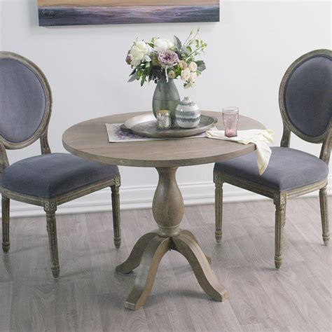 weathered gray wood jozy drop leaf table world market