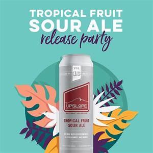 Lee Hill Series Vol. 16 Release: Tropical Fruit Sour Ale