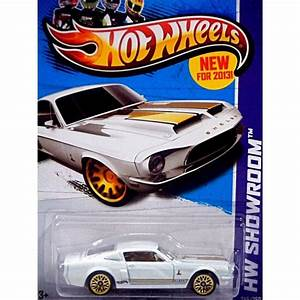 Hot Wheels 1968 Ford Mustang Shelby Gt-500