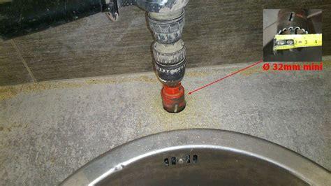 comment poser un robinet sur un plan de travail en bois le briconaute