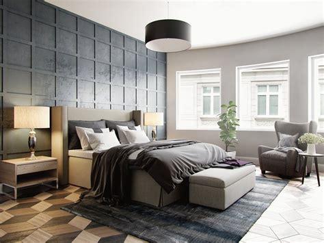 Dunkle Luxus Schlafzimmer Design 1001 Haus Deko Ideen
