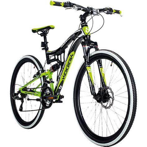 26 zoll fahrrad jugendfahrrad mountainbike kodiak 26 zoll gr 252 n