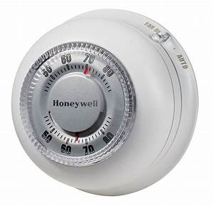 Honeywell Non Programmable Round Thermostat Manual