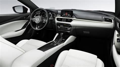 2018 Mazda 6 Interior  2018 Mazda 6 Dashboard Inside View