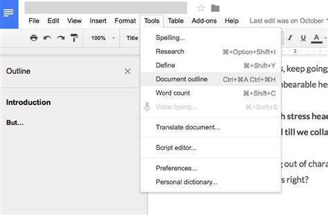 google docs outline the top updates in 2016 you ll want to about