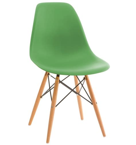 Modern Plastic Chair Dsw Armless An Absolutely Classic