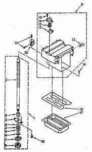 Kenmore Trash Compactor Powerscrew And Ram Parts