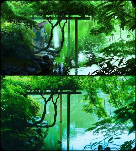 garden of words tokyo as seen through the animated the garden of