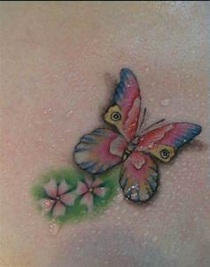3D Butterfly | tattoo art gallery