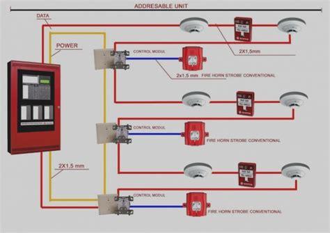 Smoke Detector Wiring Diagram Database