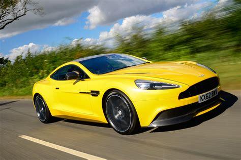 New Aston Martin Vanquish first ride | Auto Express