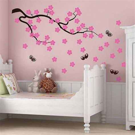stickers arbre chambre fille chambre fille arbre 210732 gt gt emihem com la meilleure