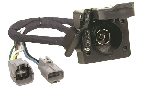Toyotum Tundra Trailer Wiring Harnes towing solution 43395 trailer wire harness in