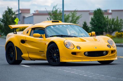 11k-Mile 2000 Lotus Exige Series 1 for sale on BaT ...