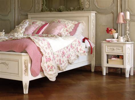 decoration anglaise pour chambre chambre romantique décoration