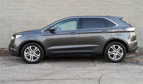 test drive  ford edge titanium  daily drive