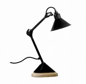 Lampe De Bureau Noire : lampe de bureau gras n 207 noir ~ Teatrodelosmanantiales.com Idées de Décoration