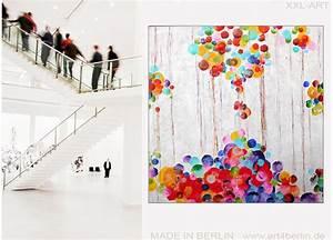 Moderne Kunst Leinwand : perlende leidenschaft malerei in acryl auf leinwand 140 140 cm original 990 euro ~ Markanthonyermac.com Haus und Dekorationen