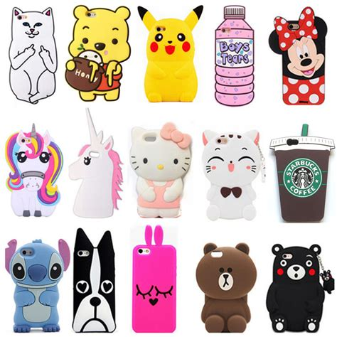 grand prime silikon 3d stitch 3d animals soft silicone cover back for