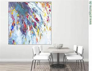 Wandbilder Fürs Büro : wohnen mit kunst bildern echter malerei kunst f r wohnzimmer gem lde im b ro moderne ~ Bigdaddyawards.com Haus und Dekorationen