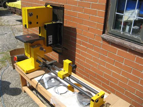 emco universal woodworker star  wood  bandsaw